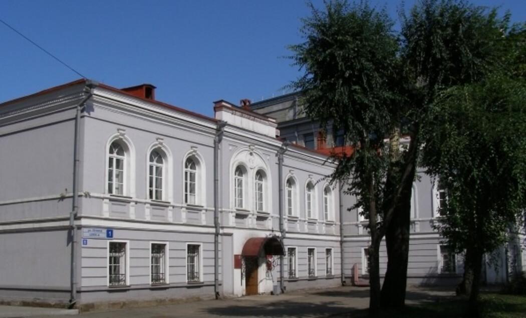 Реставрация здания Губернского казначейства