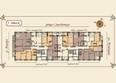 Жилой комплекс КЛУБНЫЙ ДОМ НА ЗВЕЗДИНСКОЙ: Планировка 1 этажа