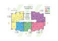 Жилой комплекс СИМВОЛ ж/к, 2 оч, б/с 8-11: Блок-секция 11. Планировка типового этажа