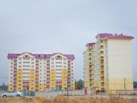 Новосройка Дом на Радужной, б/с 16-1, 16-2