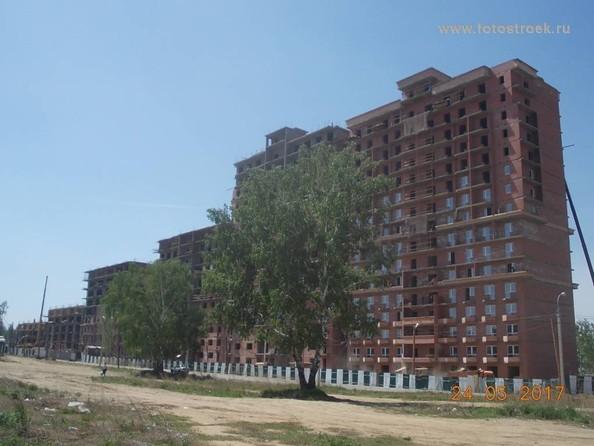 Фото Жилой комплекс Новое Ново-Ленино ж/к, б/с 30-33, 24 мая 2017