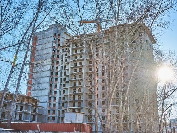 Фото Жилой комплекс ГРАНД-ПАРК ж/к, б/с 1.3, 1 ноября 2017